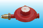 Low Pressure 37mbar Propane Regulator 4kg/h