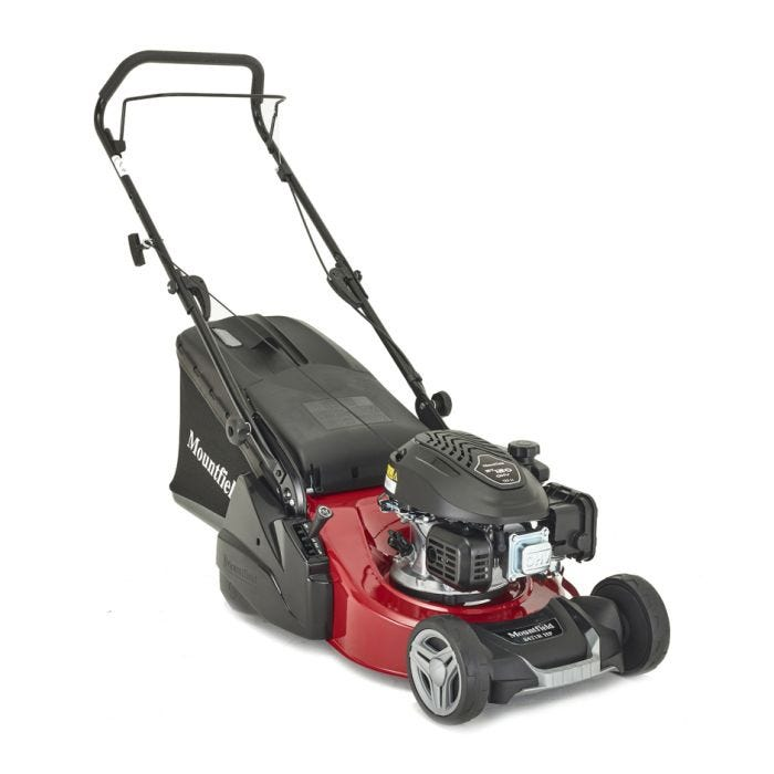 Mountfield S421R HP 41cm Hand-Propelled Rear Roller Lawnmower